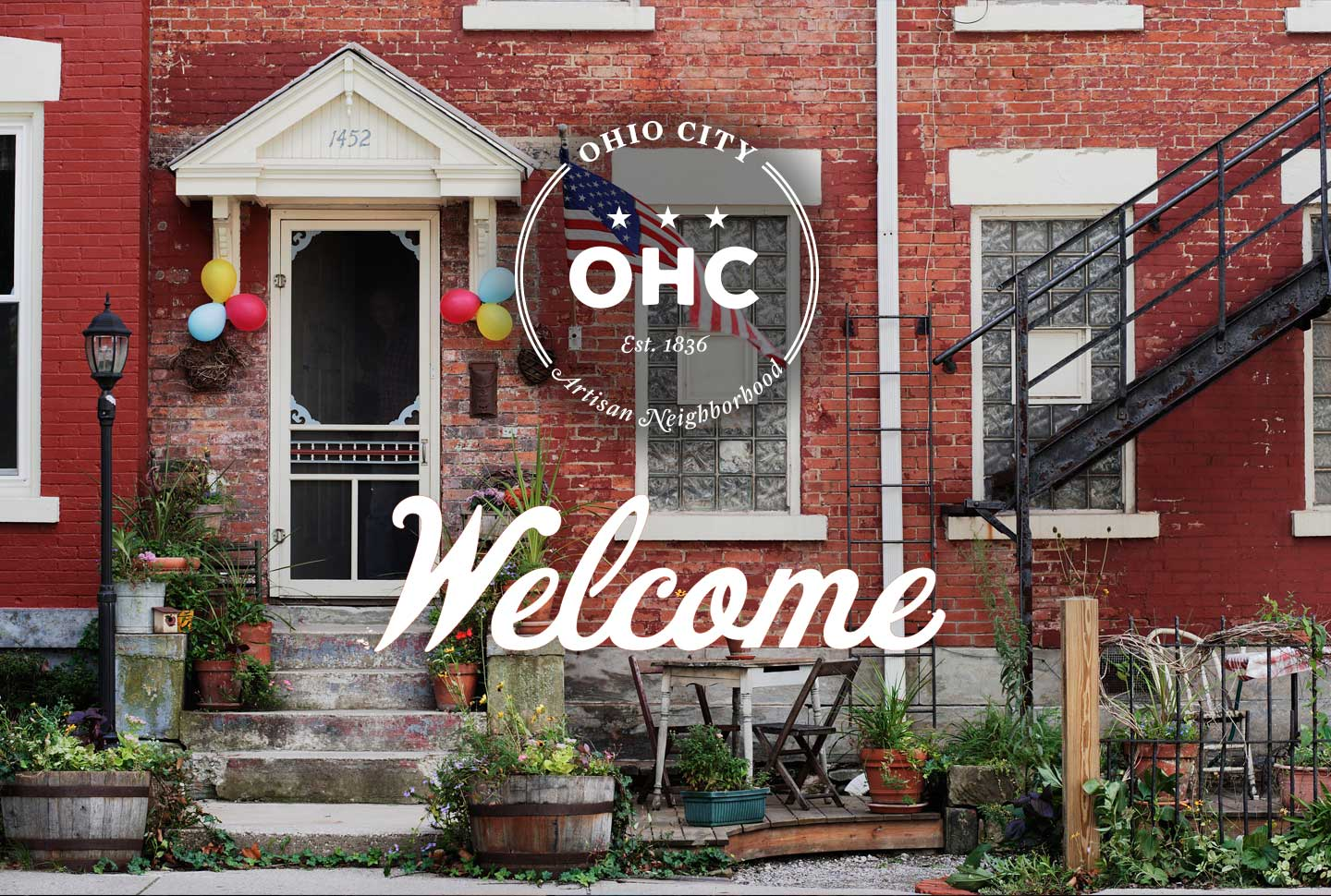 Ohio City welcome