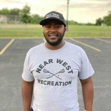 Daivon Shepherd, Near West Recreation Assistant Coordinator